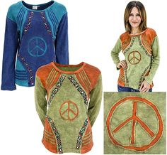 Peace Festival Tee -  Every Purchase Fights Famine in the Horn of Africa & Combats Hunger in the U.S.