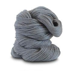 Silk/alpaca. Bet it knits like butter!