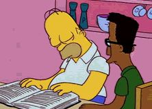 the simpsons simpsons bart simpson Los Simpsons simpsons gif Simpsons Simpsons, Simpsons Frases, Simpsons Quotes, Funny Videos, Funny Memes, Jokes, Funny Gifs, Homer Simpson, Futurama