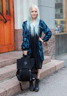 Maija - Hel Looks - Street Style from Helsinki