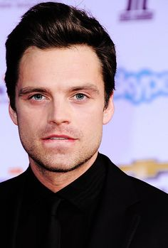 Sebastian Stan| i just can't ...nope.