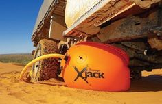 Bushranger X-Jack Arb Recovery Gear - Always getting stuck on your off-roading adventure?