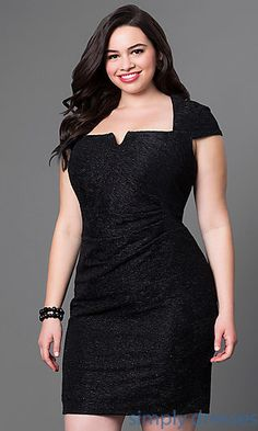 Plus Size Formal Prom Dresses, Evening Gowns / EN OTRO COLOR COMO UN VERDE ESMERALDA