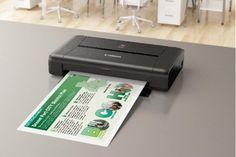 Canon Pixma iP110 Wireless Mobile Printer Mobile Printer, Nintendo Consoles, Electronics, Canon, Cannon, Consumer Electronics