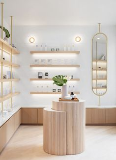 Salon Interior Design Inspiration- Decor Ideas and Design Buyrite Beauty Salon Equipment Chic Vintage Modern Styling Chair, Shampoo Chair, Styling Station and more!