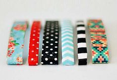 Dollar Store DIY Projects for Teen Girls to Make - Cute DIY Hair Clips - DIY Projects & Crafts by DIY JOY at http://diyjoy.com/quick-diy-projects-fast-crafts-ideas