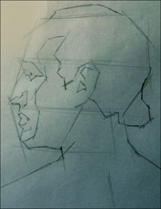 How to Draw a Portrait of the Head