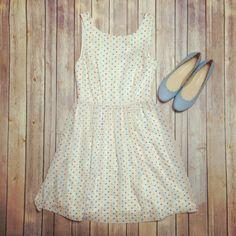 c26959f4c4 LC Lauren Conrad Heart Fit   Flare Dress - Women s
