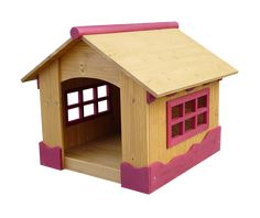 Please allow 2 weeks for delivery. Simply put – the Ice Cream dog house is the cutest. Perfect for small dogs, the Ice Cream dog house has a unique sense of whi Dodge Challenger, Dodge Charger, Wooden Cat House, Outdoor Cats, Dog Beach, Old Dogs, Animal House, Dog Houses, Dog Design