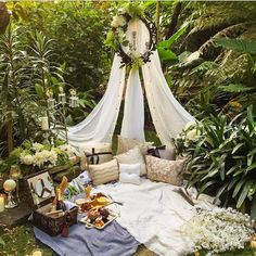 65 New Ideas For Backyard Wedding Ideas Romantic Tent