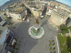 Skopje, Macedonië