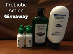Giveaway - Enter to win a 4 Month's Supply of Probiotic Action Cleanser, Moisturizer, Baby Acne, Diaper Rash, All Things Beauty, Giveaway, Acne Rosacea, Action, Skin Care