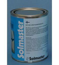 Solmaster UR 300 0,9 l C-pohja uretaanipinnoite
