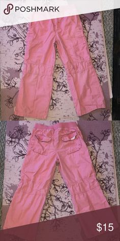 d1a543540 Pink cargo pants Pink cargo pants size 6t Carter s Bottoms Casual Cargo  Pants
