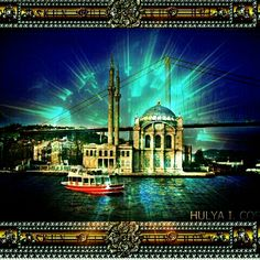 GREETINGS FR0M ISTANBUL. . : @all rights reserved HULYA I.COSKUN | hulyahulya