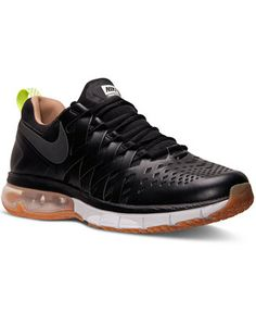 Nike Men's Fingertrap Air Max Premium Black / Gum