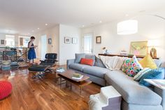 Inside The Home of ModCloth Founders Susan & Eric