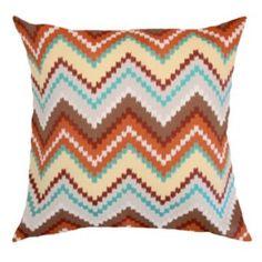 Colordrift+Summit+Stripe+Throw+Pillow