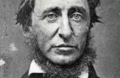 Henry David Thoureau