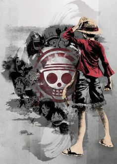 El mejor pirata #Lufi #OnePiece