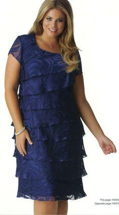 Layered dress Abiti Per Occasioni Speciali 6e5705ba256