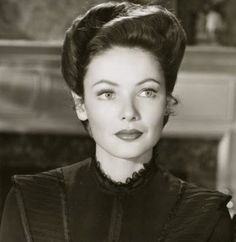 "My favourite Gene Tierney movies were ""The Ghost and Mrs. Muir"" and ""Laura""!"