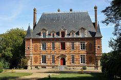 Château des Prévanches - Boisset-les-Prévanches,  Eure, Haute Normandie