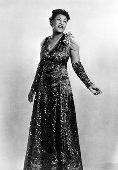 Marian Anderson *Dress by Zelda Wynn Valdes*