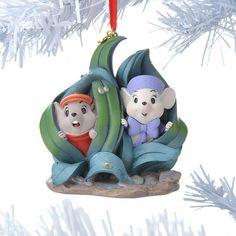 The Rescuers Ornament