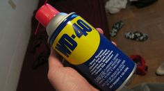 20 Unusual but Handy Uses for WD-40, Indoors and Out