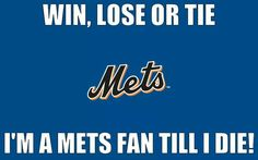 Met fan for life Lets Go Mets, New York Mets, Letting Go, Lost, Fan, Sports, Type 3, Facebook, Photos
