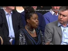 Should we pay reparations for slavery? (The Big Questions, 23/3/14) - YouTube.  http://www.youtube.com/watch?v=GGf_0rEfXcE