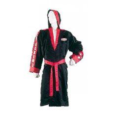 Black Boxing Robe