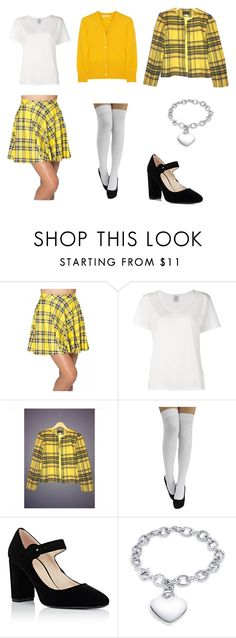 """""Clueless"" Cher Costume"" by oliviaf14 ❤ liked on Polyvore featuring Visvim and Barneys New York"