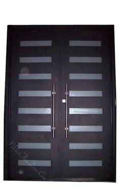 the beast iron door