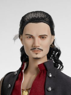 WILL TURNER - Pirates of the Caribbean - Tonner Doll Company