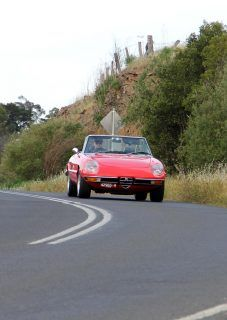 This Alfa Romeo 1750 Spider was in his family for almost forty years, now it's his turn with the family jewel.