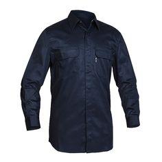 CAMISA IGNÍFUGA DE PROTECCIÓN ARECO ADEEPI (ALGODÓN)  #ropadetrabajo #vestuariolaboral #camisa #ignifuga