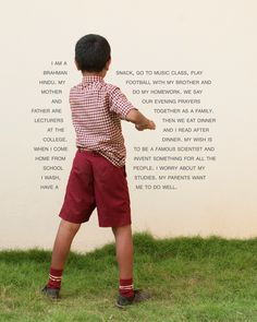 Insightful Portraits Of Fourth-Graders Around The World - DesignTAXI.com