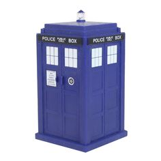 Doctor Who - Wind Up Tardis from IWOOT.com