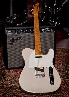 Fender Custom Shop Jim Campilongo Signature Telecaster - if I ever get good, I want one!