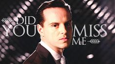 did you miss me moriarty - Google Search