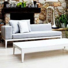 Balmoral 2 Seater Sofa, Right/Left Arm, Harbour Outdoor Sofa | YLiving