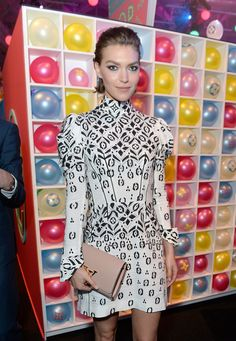 Fun and Games with Natalia Vodianova and Karlie Kloss - -Wmag
