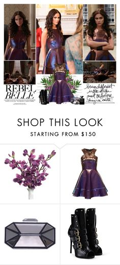 """""""Princess Eleanor Henstridge.   The Royals."""" by sarahutcherson ❤ liked on Polyvore featuring Topshop, Giuseppe Zanotti and Chanel"""