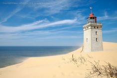 Rubjerg Knude: The Lighthouse Buried in Sand | Amusing Planet