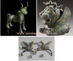 Some Urartian artifacts