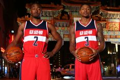 nBA chinese new year 2016 wizards