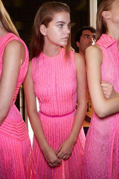 pretty pink chiffon :::