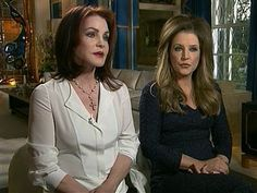 Priscilla, Lisa Marie Presley remember Elvis, reveal his fear he'd be forgotten - TODAY Entertainment